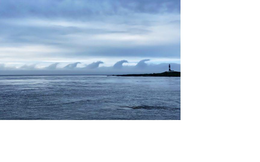 青森ゴジラ雲
