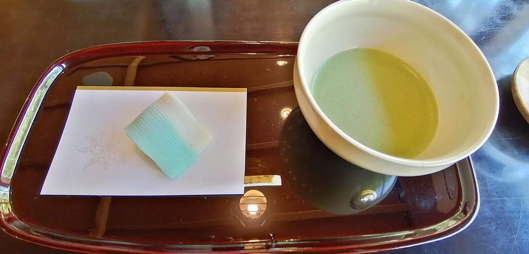 神苑_抹茶