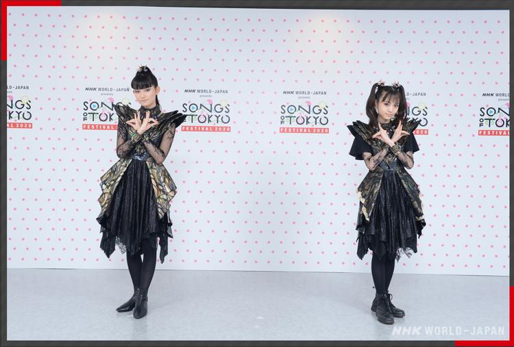 BABYMETAL _ SONGS OF TOKYO FESTIVAL 2020 _ 45