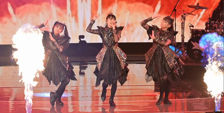 BABYMETAL _ SONGS OF TOKYO FESTIVAL 2020 _19