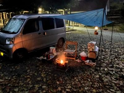 青根キャンプ場 1