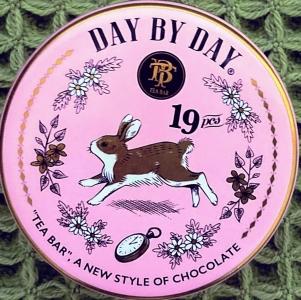 DAY BY DAY TEABAR A NEW STYLE OF CHOCOLATE