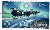 切手17  フィンランド