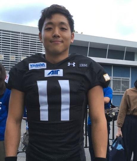 202005032019年10月6日の試合後の佐藤敏基選手の画像