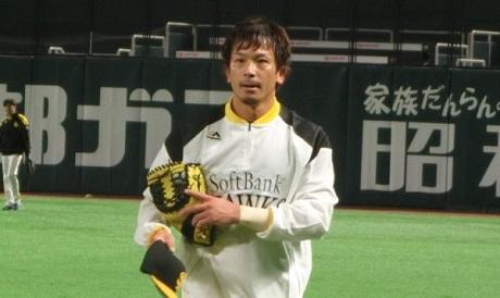 20200911連続出場記録が止まった松田宣浩選手の画像