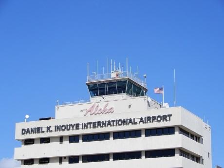 20201206ダニエル・K・イノウエ空港の画像