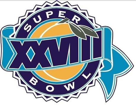 20210116第28回スーパーボウルのロゴ