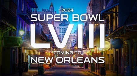 20210125ニューオリンズで行われるはずだった第58回スーパーボウル