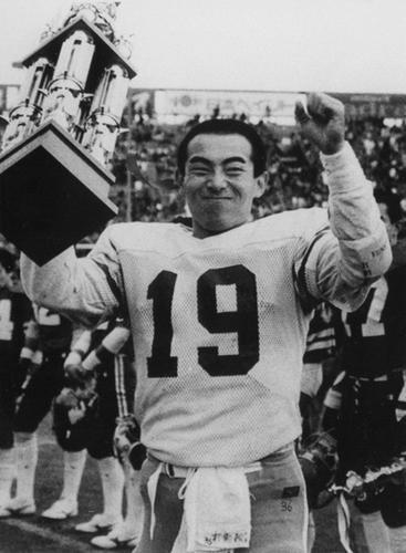 20210131京都大学ギャングスターズ東海辰弥選手