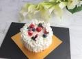 にのちゃんサプライズ誕生日のケーキ