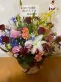 監督に徳間書店からお花