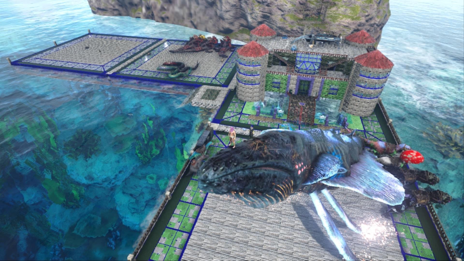 Ark ジェネシス 恐竜 【ARK】ジェネシス攻略|素材の採取場所一覧