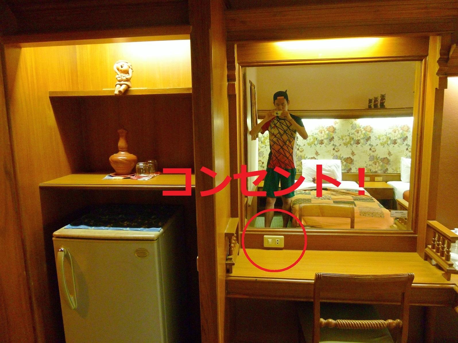 【チェンマイでおすすめ!】人気エリア・ニマンヘミンのノマドホテル4【安い&おしゃれ】