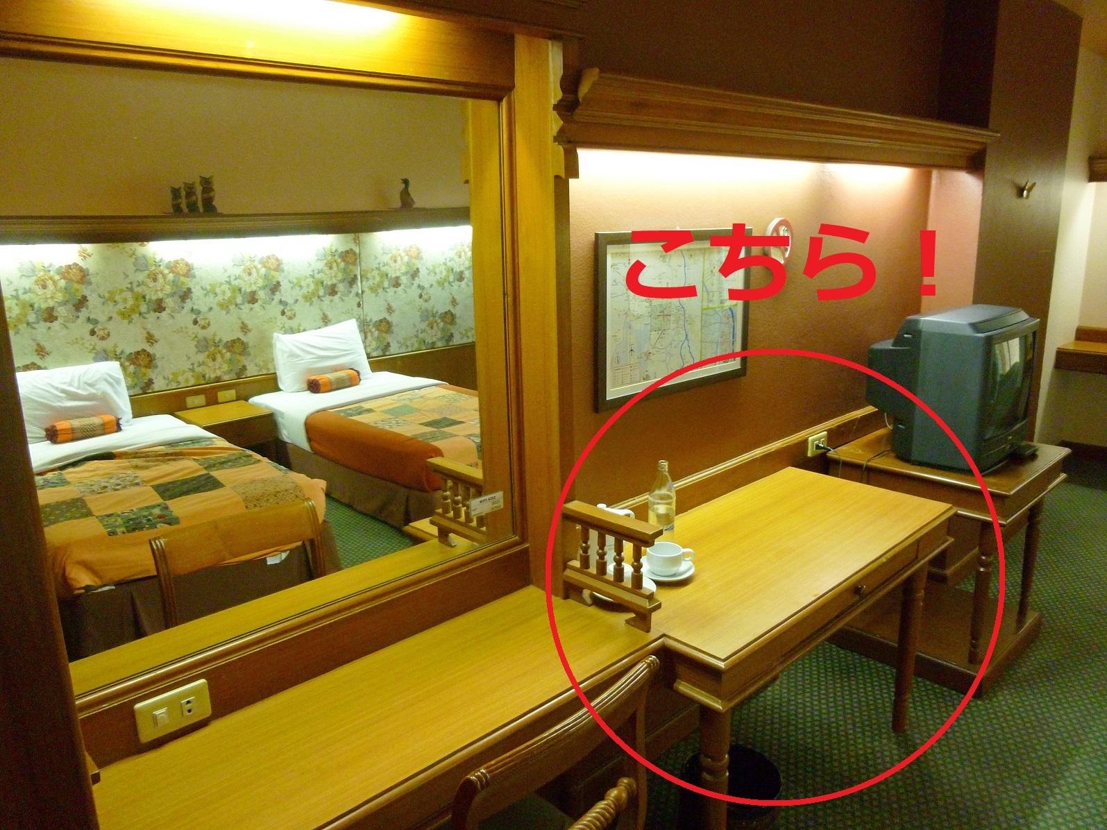 【チェンマイでおすすめ!】人気エリア・ニマンヘミンのノマドホテル6【安い&おしゃれ】