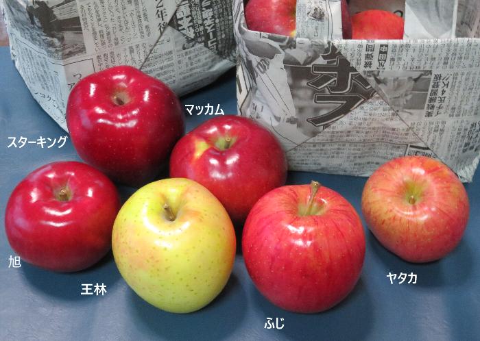 20201128リンゴ
