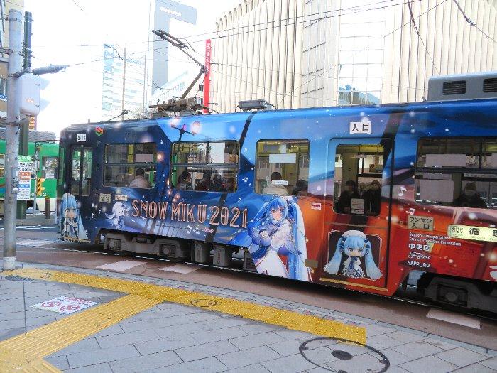 202012雪ミク電車