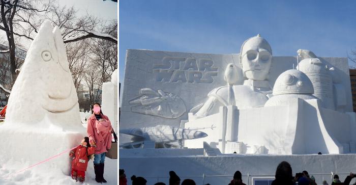 20210204懐かしの雪まつり