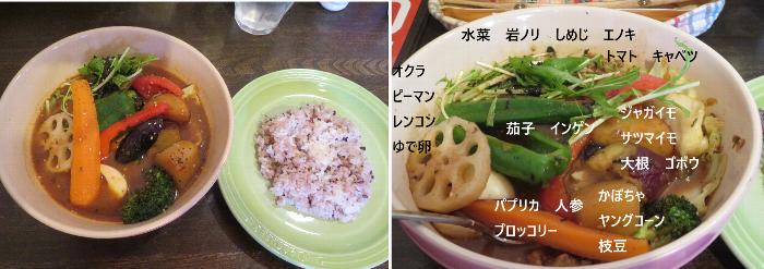 20210326ヒグマ野菜カレー