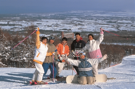 Ajigasawa Ski Resort
