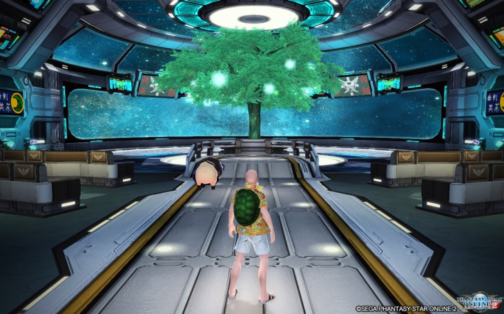 PSO2はどんなゲーム チームルーム