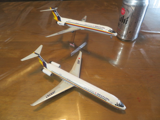 1/200 MD-81 & MD-87