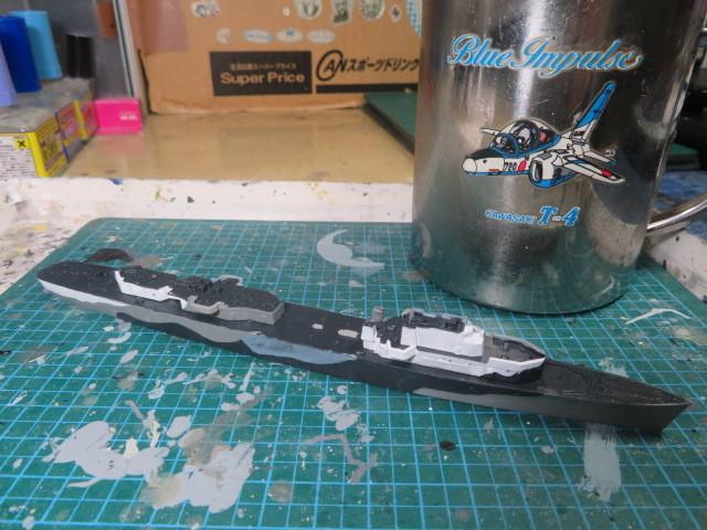 1/700 HMS アリアドネ の3