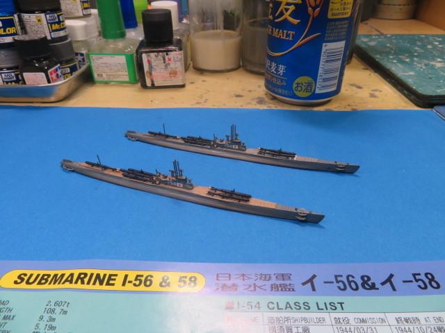 ピットロードの潜水艦 の5