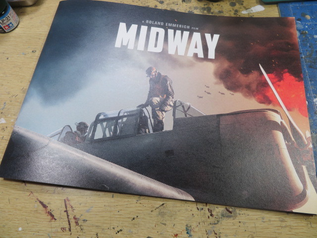 MIDWAY 映画