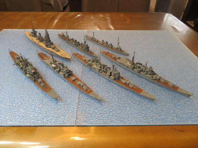 北の艦船模型展in札幌 参加予定の1