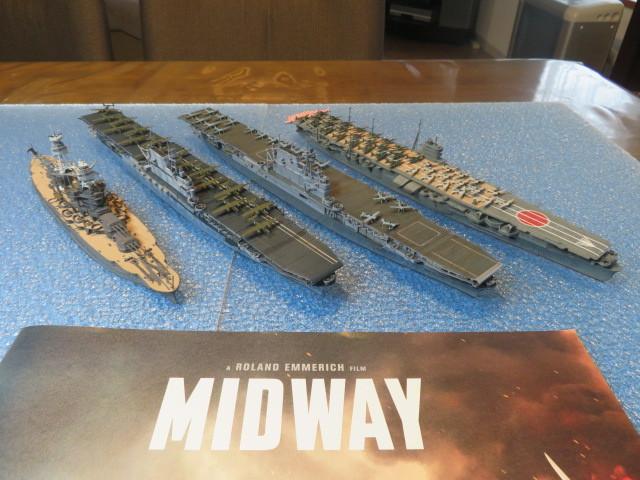 北の艦船模型展in札幌 参加予定の4
