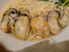 むぎくらべ【八】 ~寿製麺 よしかわ【四】「牡蠣の味噌らーめん」~-8