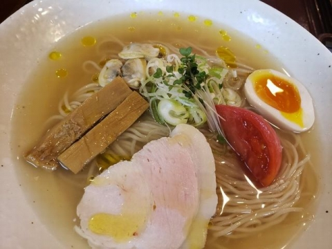 節系とんこつらぁ麺 おもと【弐】-10