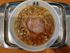 煮干しだし醤油ラーメン 佳【弐】ー6