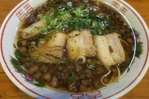 暁・小町店(尾道らーめん)