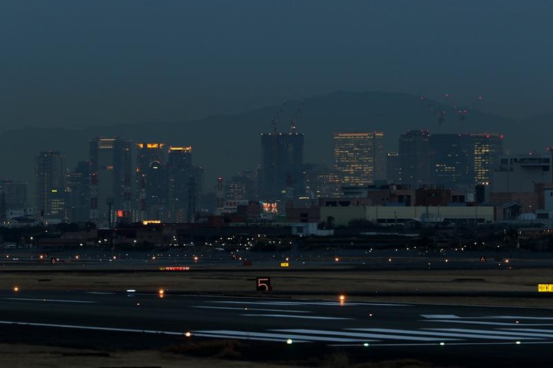 空港夜景1