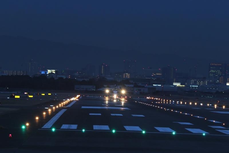 空港夜景2