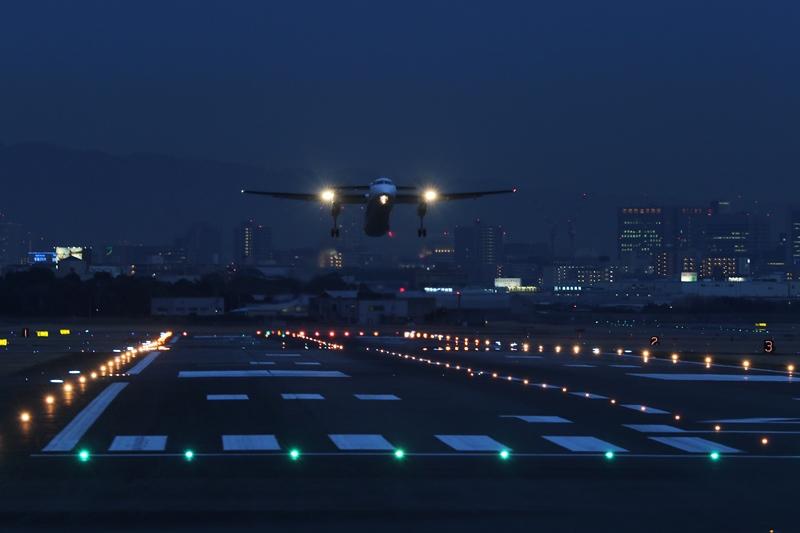空港夜景3