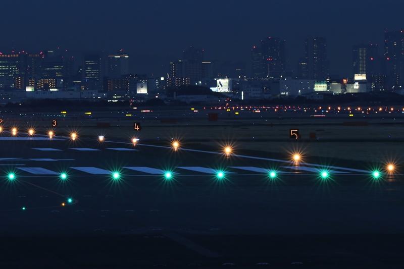 空港夜景5