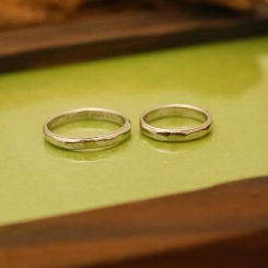 k10 ホワイトゴールド 結婚指輪