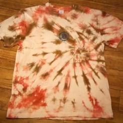 オリジナル タイダイtシャツ