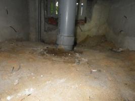 配管水漏れ