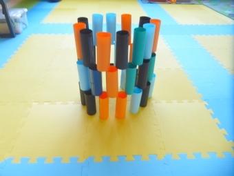手作りバランスゲーム