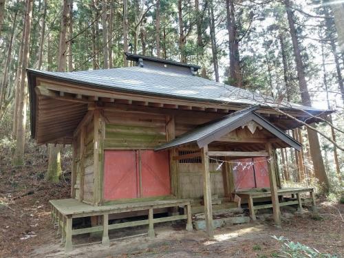 黒崎神社「釈迦堂」