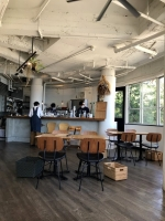 seaside café ALPHA 1