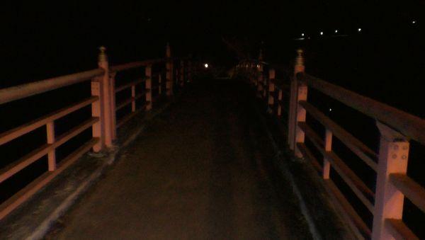 弁天島赤い橋