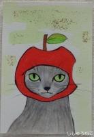 アンちゃんリンゴちゃん