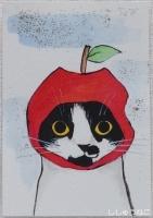 ちょびさんリンゴちゃん