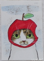 ハヤさんリンゴちゃん