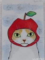すみれちゃんリンゴちゃん