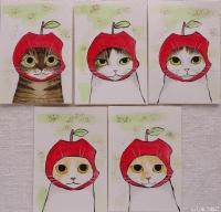 5にゃんリンゴちゃんず2